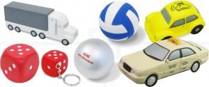 Various Stress Ball