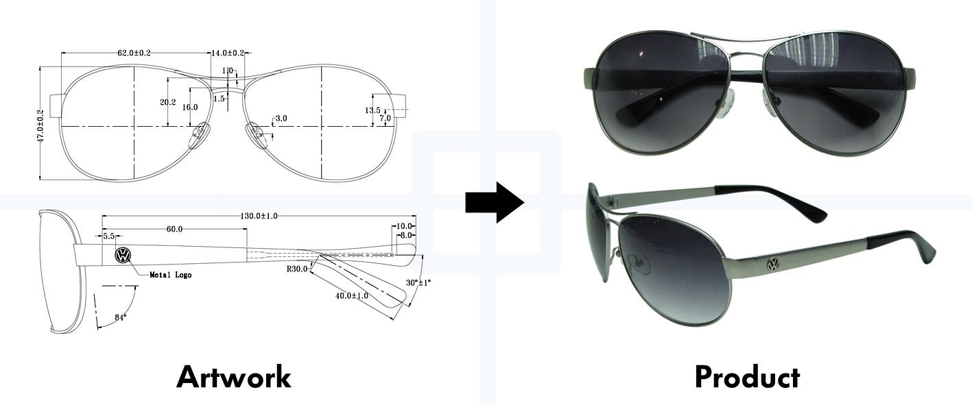 Sonnenbrillen als Sonderform