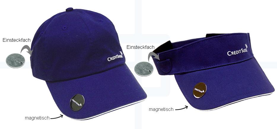 Ballmarker Cap