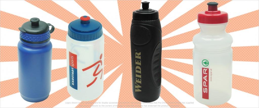 Trinkflasche Kunststoff