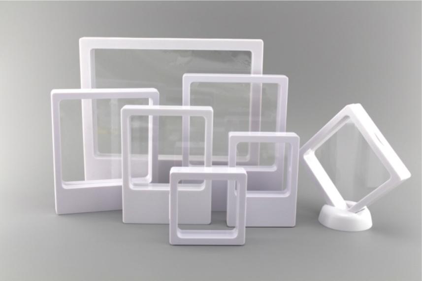 Objektrahmen Formate