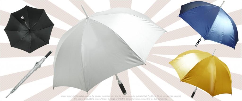Regenschirme Metallic