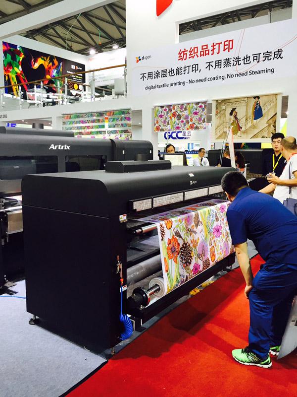 Digital Textile Printing 4