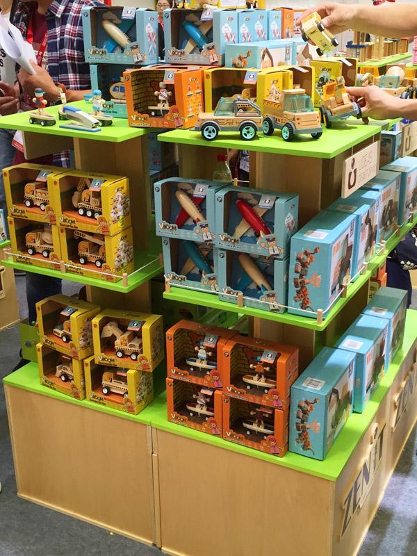 Holz Steckspiele Spielwarenmesse Shanghai Toy Expo