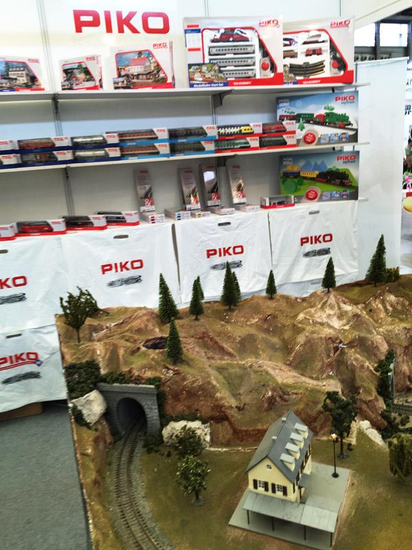 Modelleisenbahnen Spielwarenmesse Shanghai Toy Expo