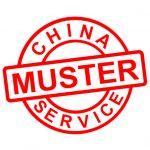 Muster-Sammel-Versand mit Konsolidierung in China