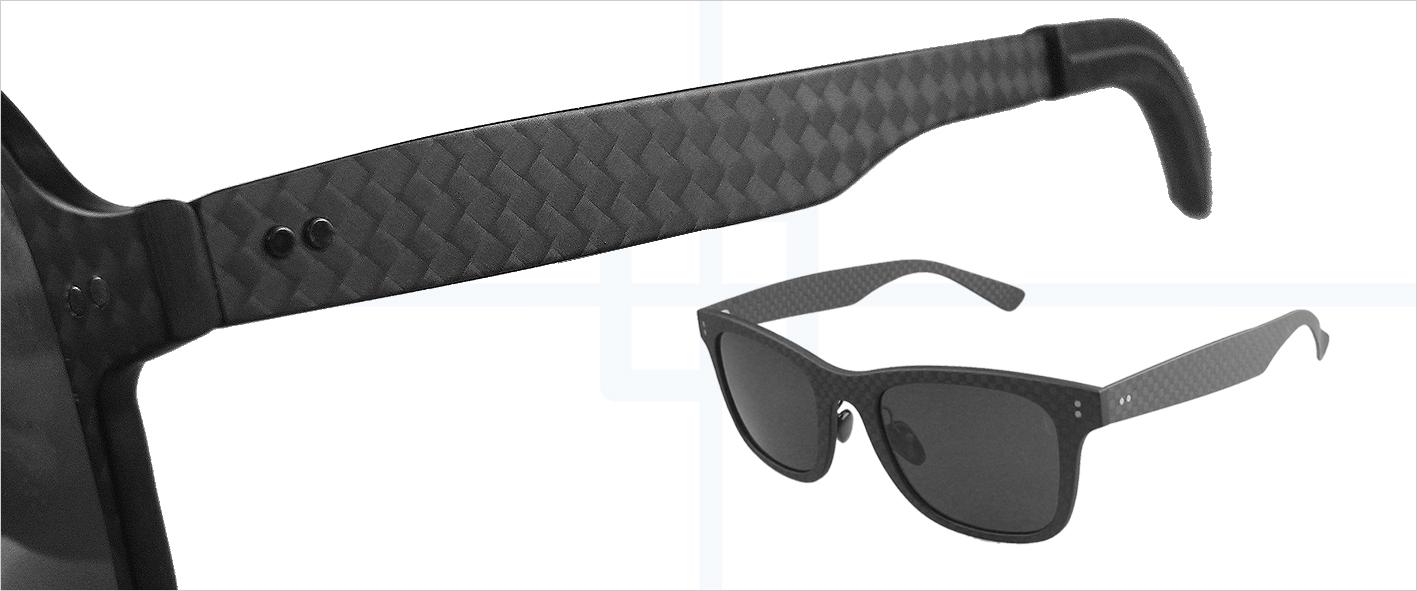 Karbon Sonnenbrillen