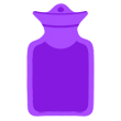 Wärmflaschen Pikto