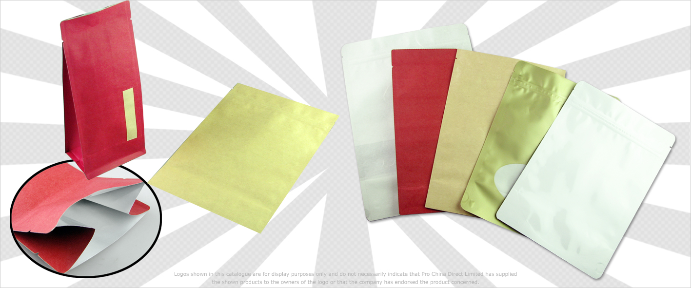Folien-Beutel Verpackungen